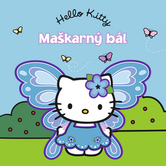 Hello Kitty Maškarný bál