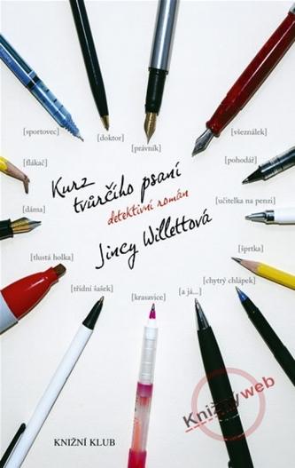 Kurz tvůrčího psaní - detektivní román
