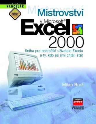 Mistrovství v Microsoft Excel 2000 - Milan Brož