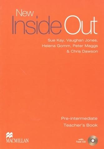 New Inside Out Pre-Intermediate
