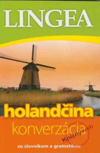 LINGEA Holandčina - konverzácia so slovníkom a gramatikou