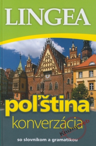 LINGEA Poľština - konverzácia so slovníkom a gramatikou