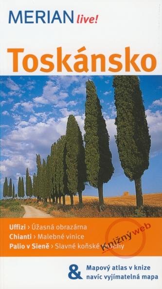 Toskánsko – Merian live! 30 - 2. vydání