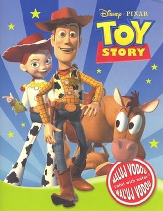 Příběh hraček - omalovánka