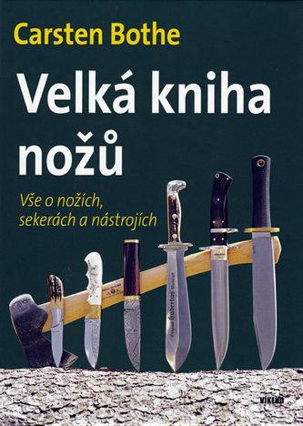 Velká kniha nožů