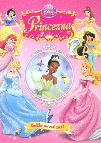 Princezna Knížka na rok 2011