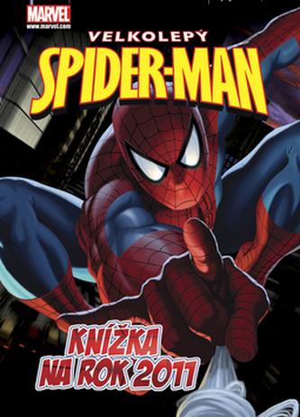 SPIDER-MAN Knížka na rok 2011