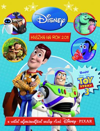 Toy story Knížka na rok 2011