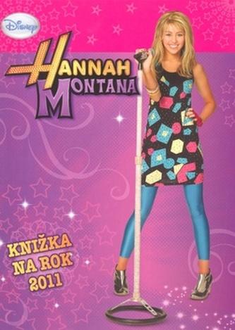 Hannah Montana Knižka na rok 2011