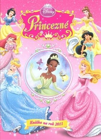 Princezné Knižka na rok 2011