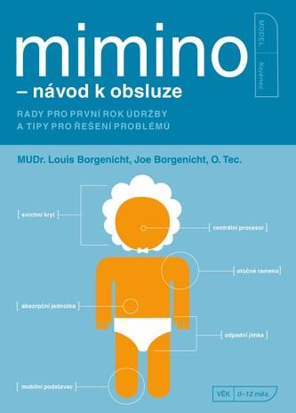 Mimino - návod k obsluze - Louis Borgenicht