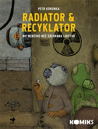 Radiator a recyklator