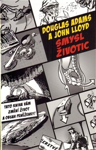Smysl Životic - Douglas Adams