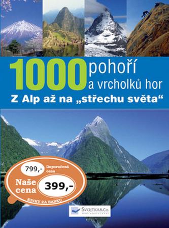 1000 pohoří a vrcholků hor