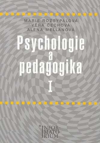 Psychologie a pedagogika I, pro středni zdravotnické školy - Náhled učebnice
