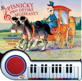 Písničky pro dětské muzikanty
