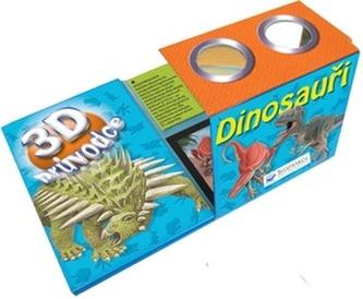 Dinosauři 3D + lupa