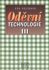 Oděvní technologie III
