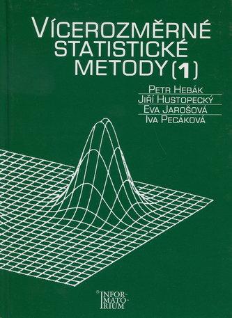 Vícerozměrné statistické metody 1