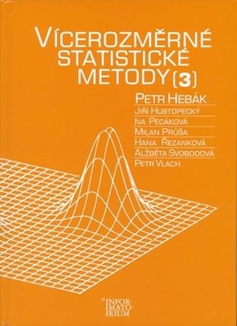 Vícerozměrné statistické metody 3