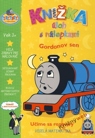Učíme sa rozmery - Gordonov sen - Tomáš a jeho kamaráti