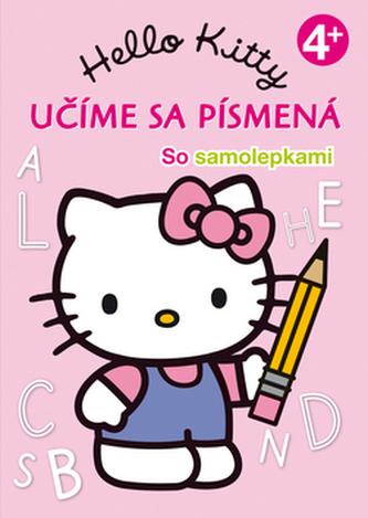 Hello Kitty Učíme sa písmena