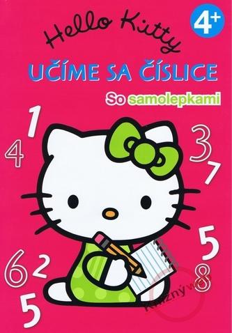 Hello Kitty Učíme sa číslice
