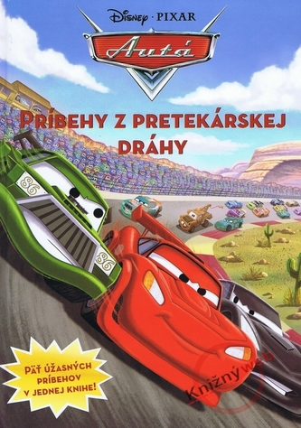 Autá - Príbehy z pretekárskej dráhy