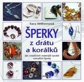 Šperky z drátu a korálků