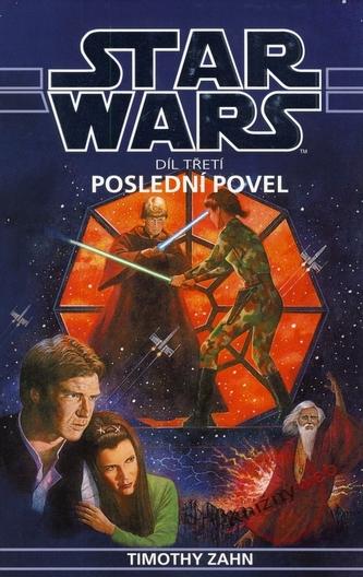 STAR WARS Poslední povel