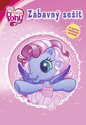 My Little Pony Zábavný sešit