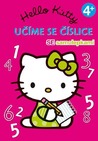 Hello Kitty Učíme se číslice