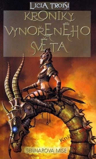 Kroniky Vynořeného světa 2 Sennarova mise