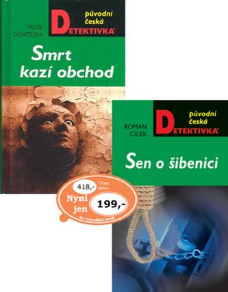 Balíček 2ks Sen o šibenici + Smrt kazí obchod