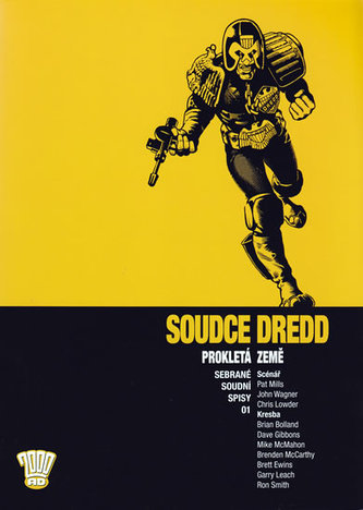 Soudce Dredd: Prokletá země