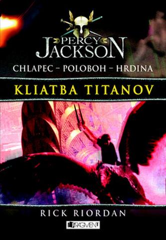 Percy Jackson Kliatba Titanov