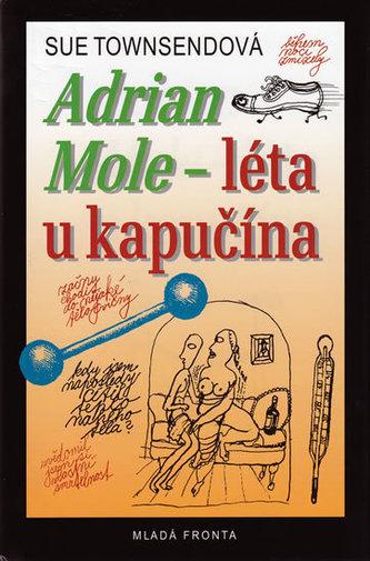 Adrian Mole - léta u kapučína - Sue Townsend