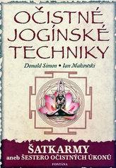 Očistné jogínské techniky