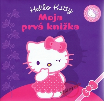 Hello Kitty Moja prvá knižka