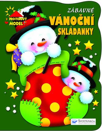 Zábavné vánoční skládanky