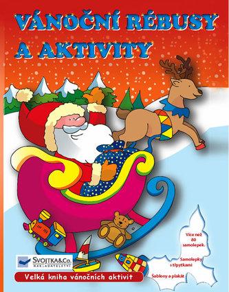 Vánoční rébusy a aktivity