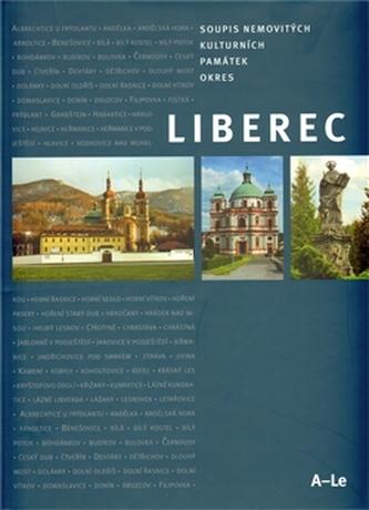 Soupis nemovitých kulturních památek v Libereckém kraji okres Liberec A-Le