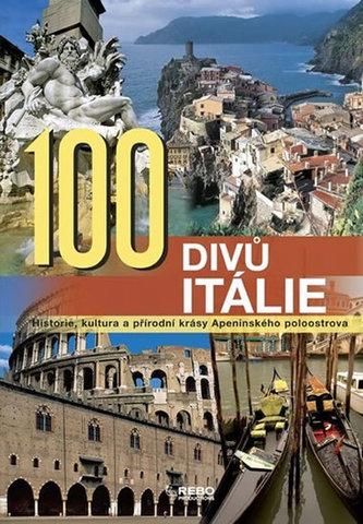 100 divů Itálie
