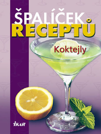 Špalíček receptů Koktejly