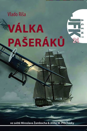 Válka pašeráků - Vlado Ríša