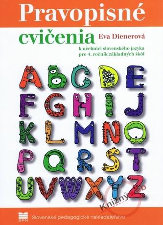 Pravopisné cvičenia k učebnici slovenského jazyka pre 4.r. ZŠ