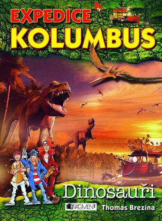 Expedice Kolumbus Dinosauři
