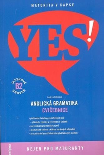 Yes! Anglická gramatika - Náhled učebnice