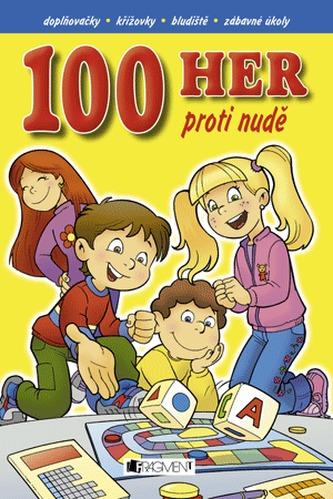 100 her proti nudě! – červená