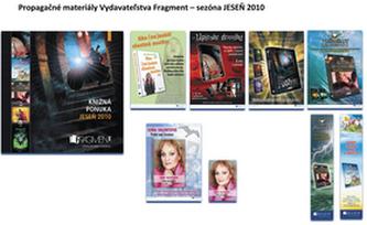Propagačné materiály Fragment jeseň 2010